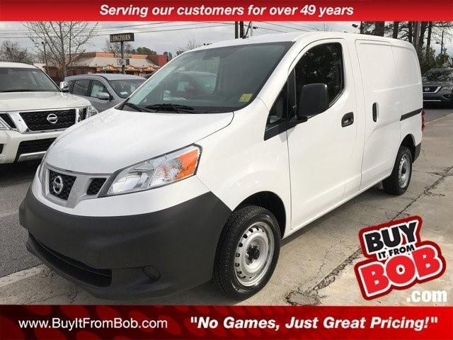 2016 Nissan Nv200 Cargo Van, 0