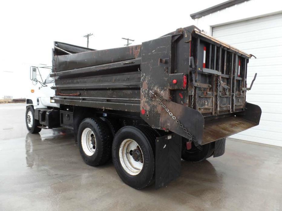 1999 Gmc C8500 Dump Truck, 4
