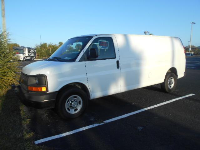 2012 Chevrolet Express G2500 Cargo Van