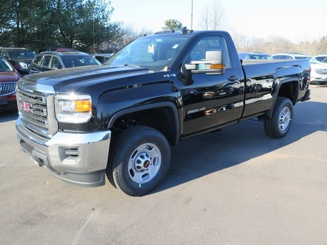 2017 Gmc Sierra 2500hd  Pickup Truck