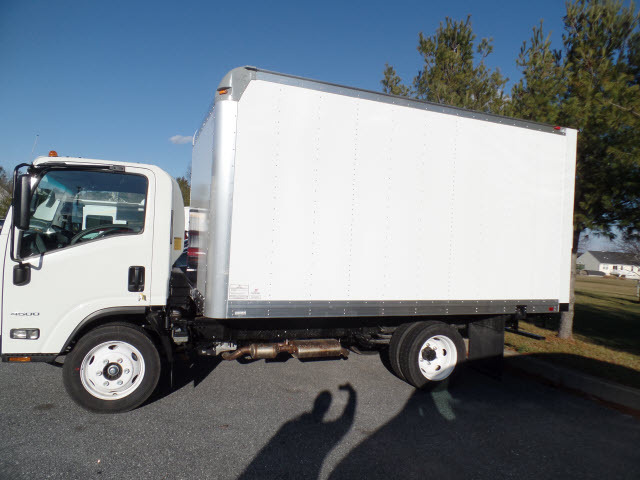 2016 Chevrolet 4500 Box Truck - Straight Truck, 5