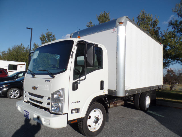 2016 Chevrolet 4500 Box Truck - Straight Truck, 6