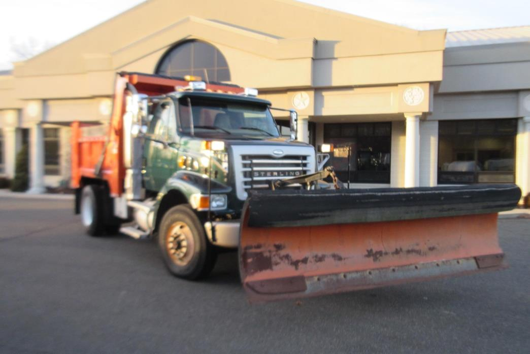 2006 Sterling L7500 Plow Truck - Spreader Truck