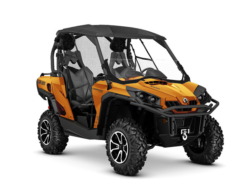 2016 Can-Am Commander Limited 1000