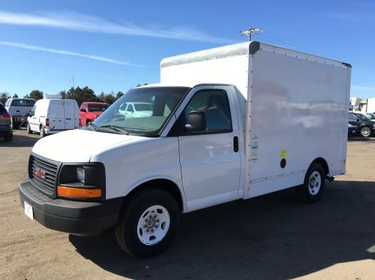 2004 Gmc Savana Cargo Van Cargo Van