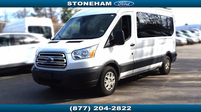 2015 Ford Transit Wagon Cargo Van
