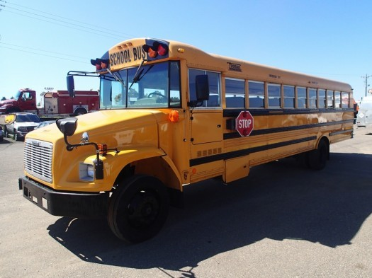2007 Freightliner Thomas Fs-65 Handicap Accessible School Bus  Bus