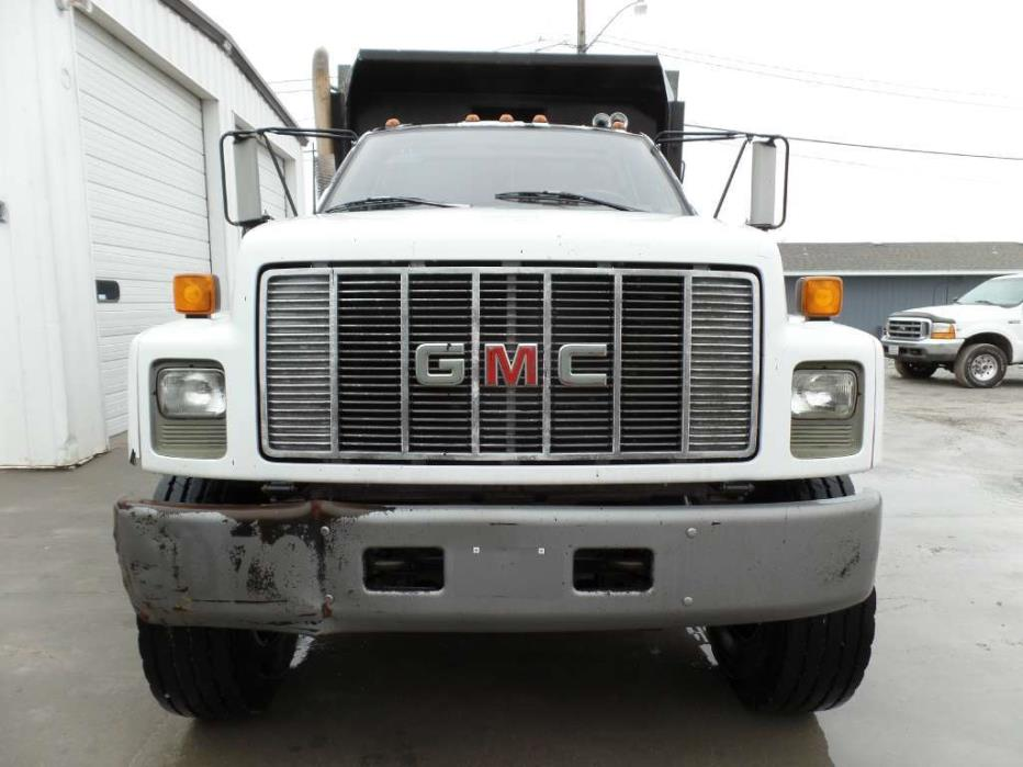 1999 Gmc C8500 Dump Truck, 8