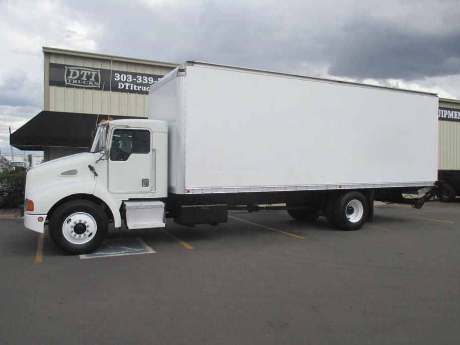 1996 Kenworth T300 Box Truck - Straight Truck
