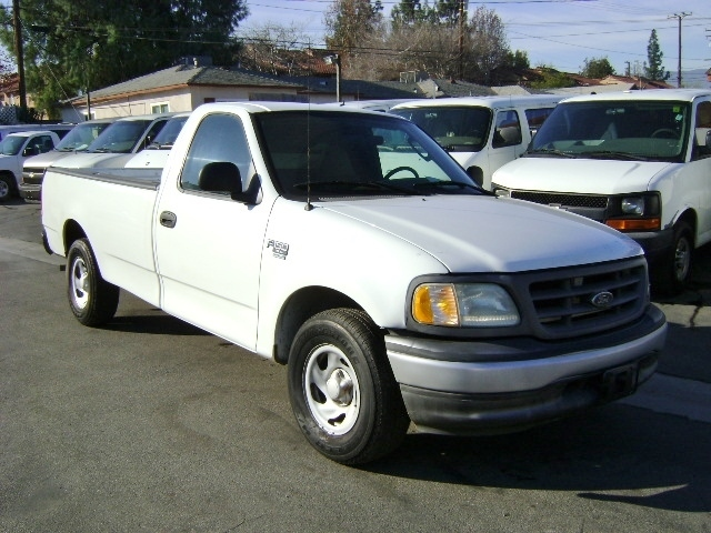 2003 Ford F-Series  Landscape Truck