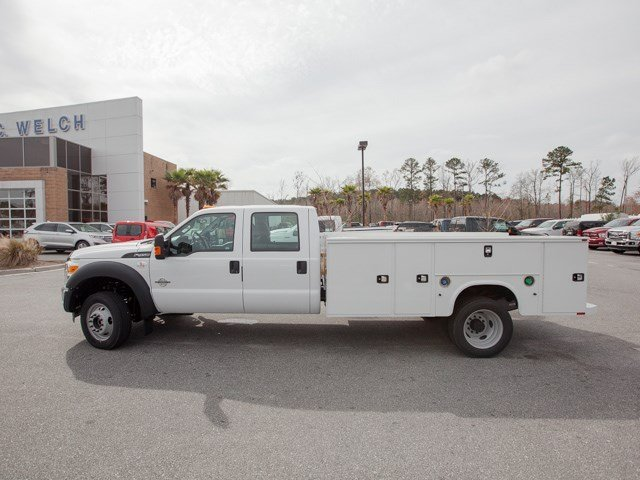 2016 Ford F-450 Utility Truck - Service Truck, 5