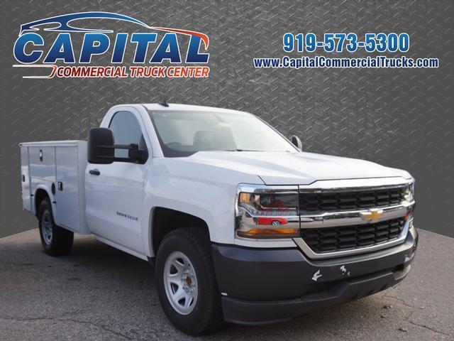2016 Chevrolet Silverado 1500  Utility Truck - Service Truck
