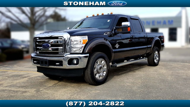 2016 Ford Super Duty F-350 Srw  Pickup Truck