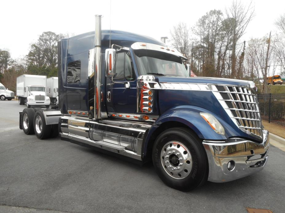 2010 International Lonestar Conventional - Sleeper Truck