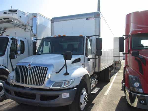 2011 International 4300 Box Truck - Straight Truck
