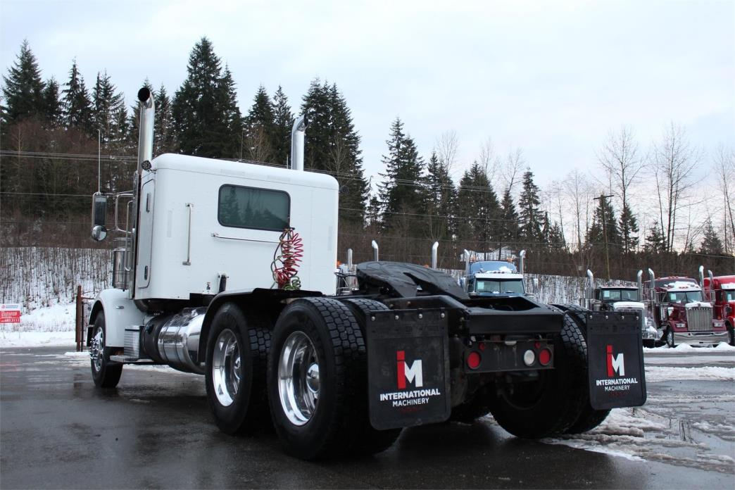 2014 Peterbilt 367 Conventional - Sleeper Truck, 7