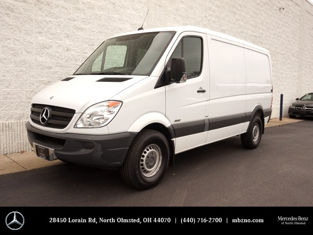 2012 Mercedes-Benz Sprinter 2500 Cargo Van