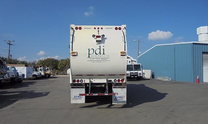 2013 Mack Mru613 Garbage Truck, 5