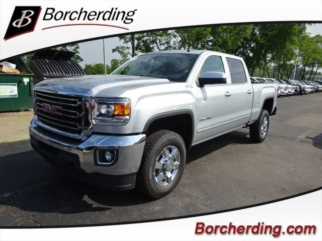 2016 Gmc Sierra 2500 Hd Pickup Truck