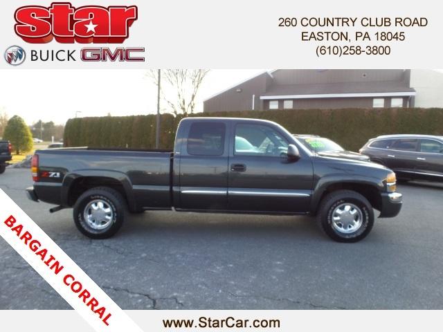 2003 Gmc Sierra 1500 Pickup Truck, 2