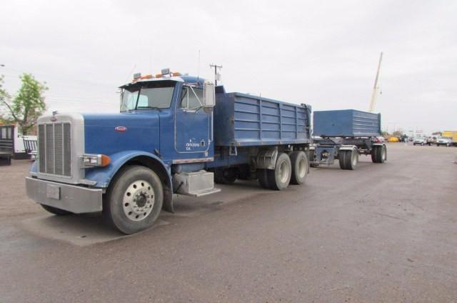 2000 Peterbilt 379  Dump Truck