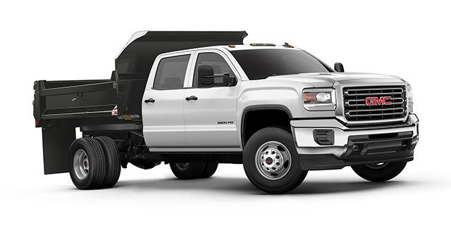 2016 Gmc Sierra 3500 Hd Cab Chassis