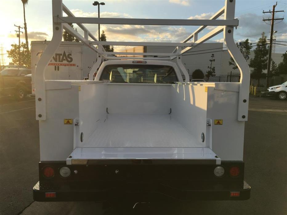 2015 Ford F250 Utility Truck - Service Truck, 5