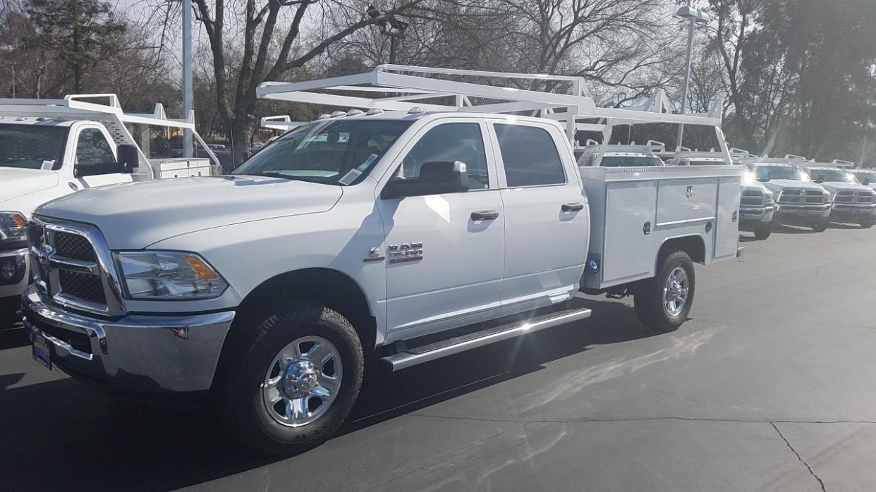 2017 Ram 3500  Contractor Truck