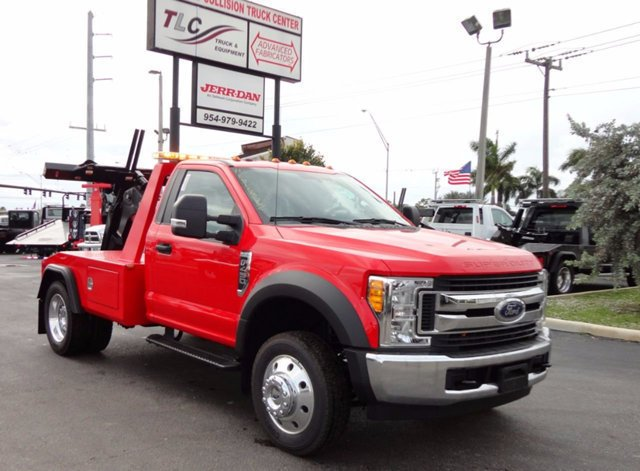 2017 Ford F450 Rollback Tow Truck