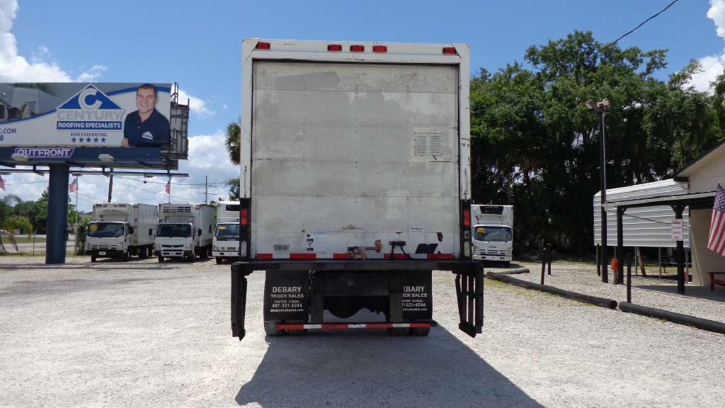 2002 Freightliner Fl70 Box Truck - Straight Truck, 6