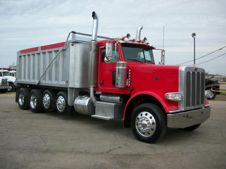 2008 Peterbilt 388  Dump Truck