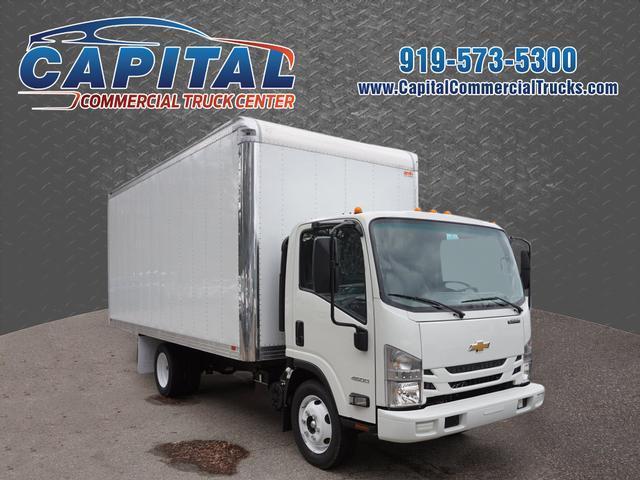 2016 Chevrolet 4500 Beverage Truck