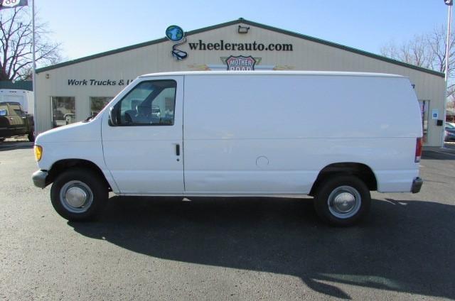 1996 Ford E250  Cargo Van
