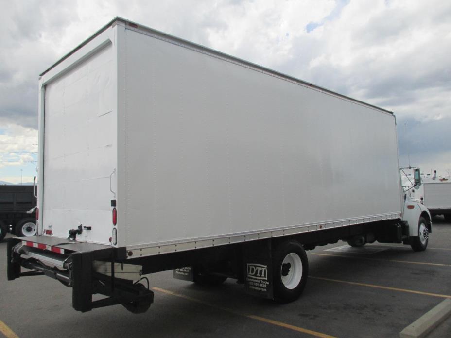 1996 Kenworth T300 Box Truck - Straight Truck, 3