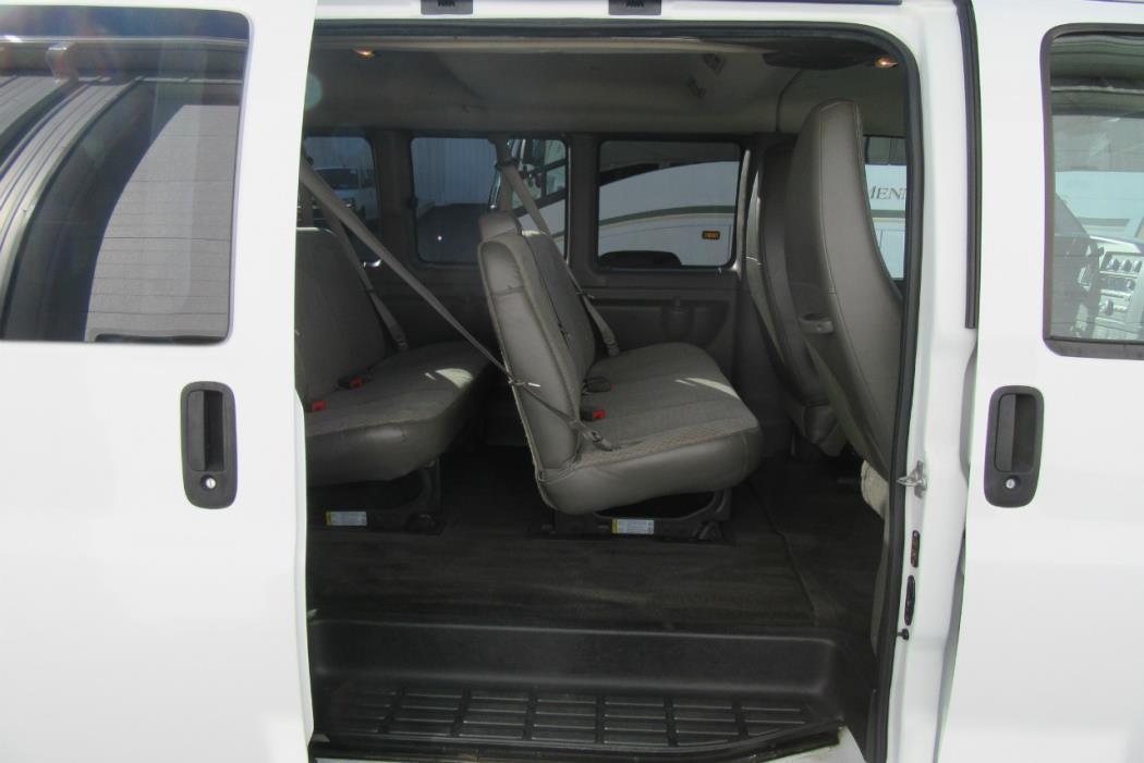 2011 Chevrolet Express G3500 Cargo Van, 7