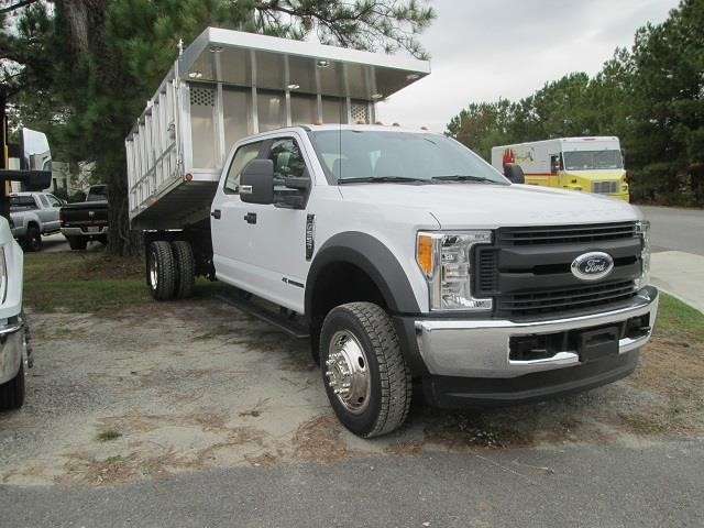 2017 Ford F550  Landscape Truck