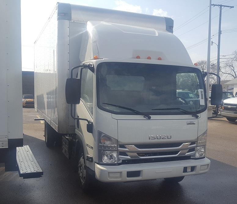 2016 Isuzu Nrr  Cabover Truck - COE