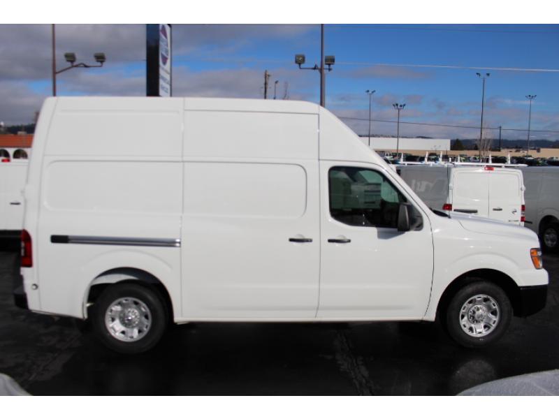 2017 Nissan Nv2500hd Cargo Van, 7