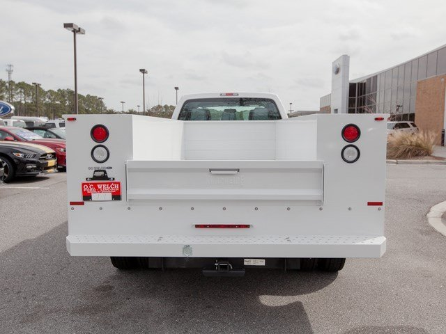 2016 Ford F-450 Utility Truck - Service Truck, 7
