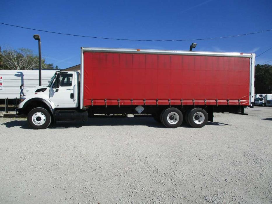 2009 International Workstar 7600 Box Truck - Straight Truck, 3
