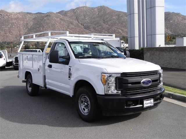 2017 Ford F250  Utility Truck - Service Truck