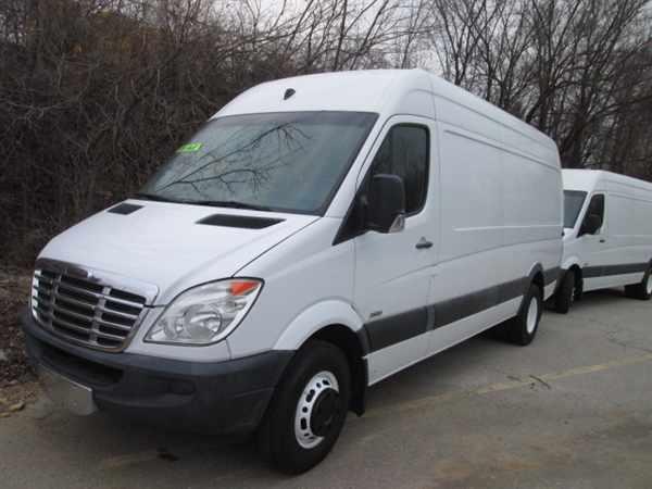 2012 Freightliner Sprinter 2500 Cargo Van