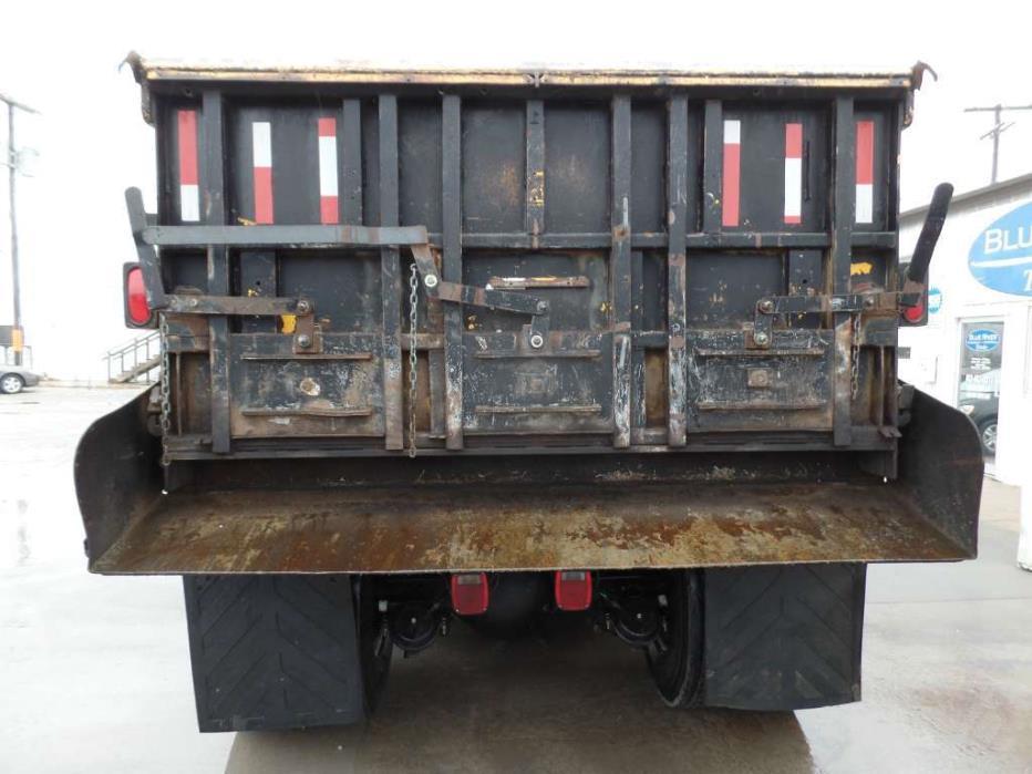 1999 Gmc C8500 Dump Truck, 5