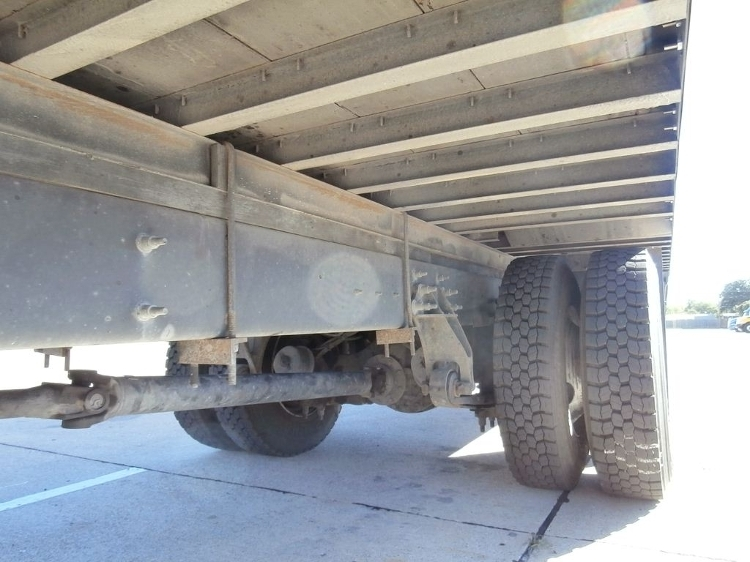2012 International Durastar 4300 Box Truck - Straight Truck, 8