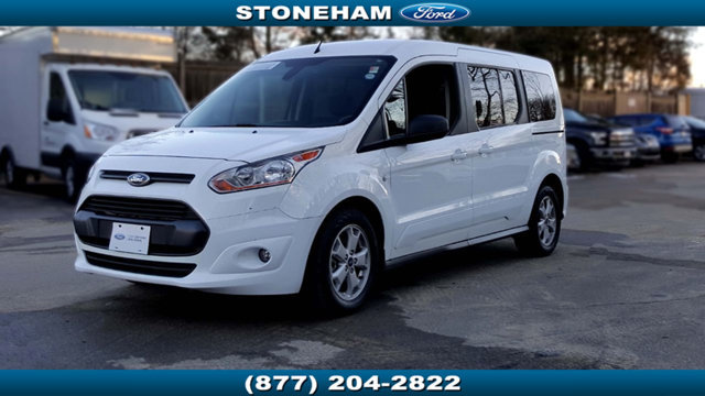 2016 Ford Transit Connect Wagon Cargo Van
