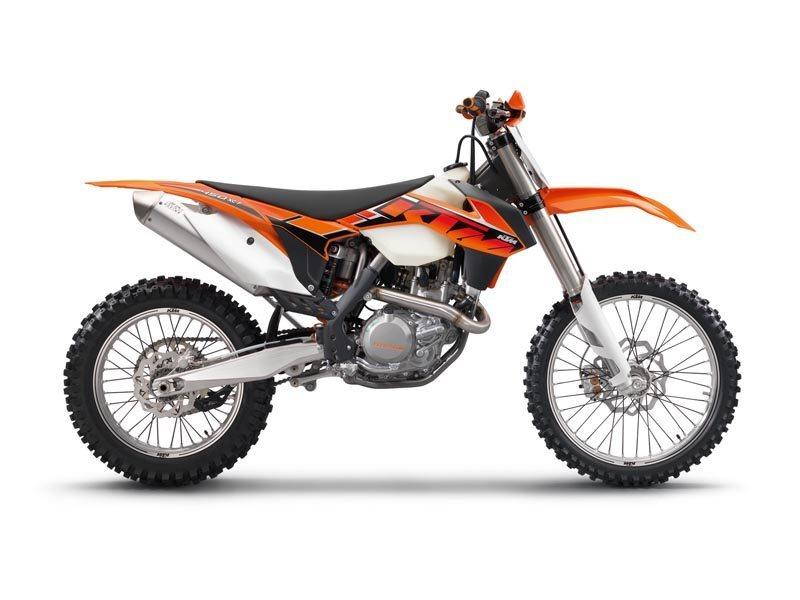 2014 KTM 450 XC-F