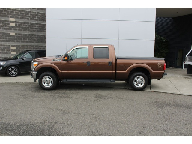 2011 Ford F-250, 1