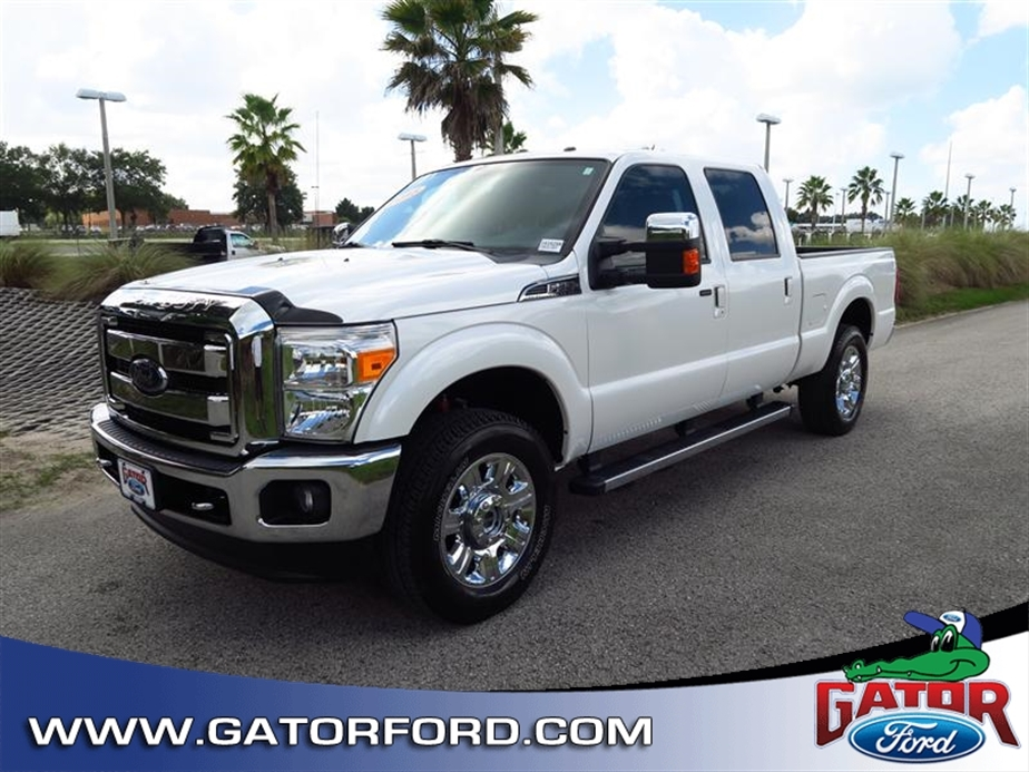2015 Ford Super Duty F-250 Srw  Pickup Truck