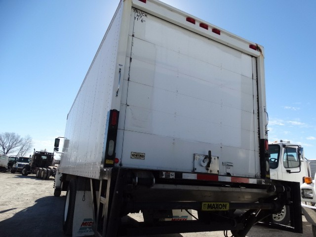 2009 Hino 338 Moving Van, 5