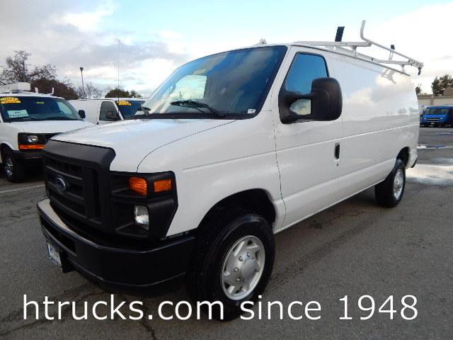 2009 Ford E350 Cargo Van